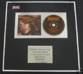 BEYONCE - CD single Award - CRAZY IN LOVE